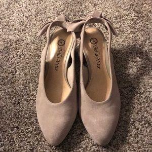 Bella-Vita heels
